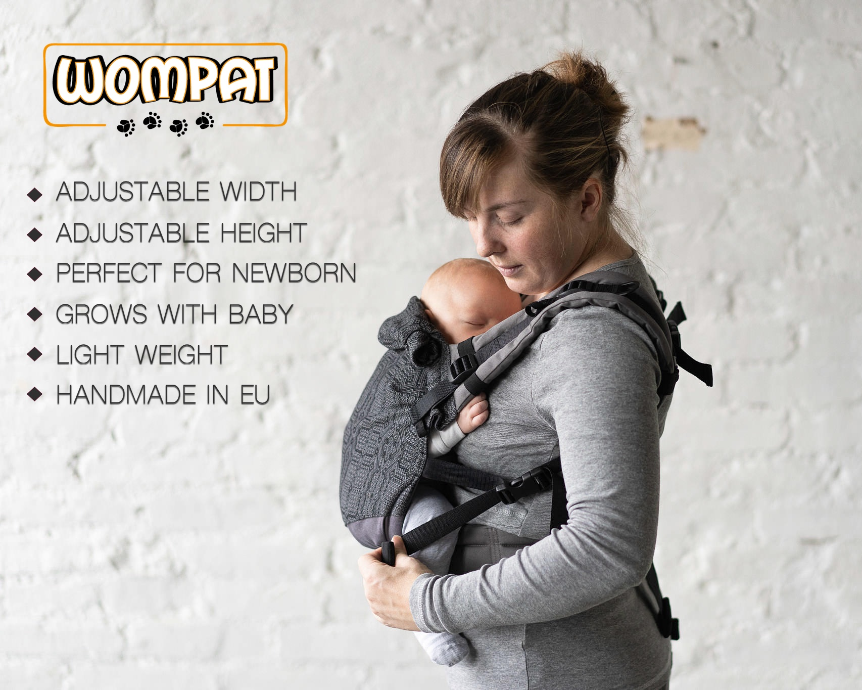 Wompat Baby Carrier